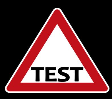 Первый тестовый запуск